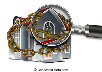 Home Inspection. - Home inspection under the looking glass.