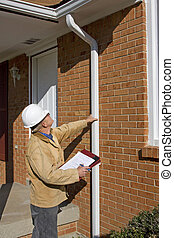 home inspector - Home inspector looking for possible...
