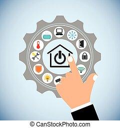 Home insurance design - Home Insurance digital design,...