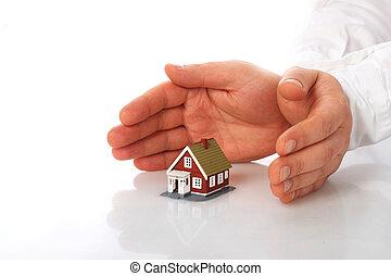 Home insurance.