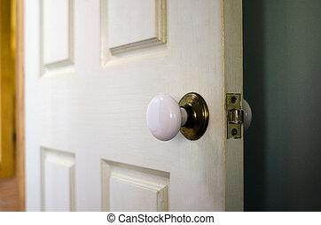 Home Interior - Door
