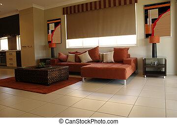 home interior - nice home design interior with photographers...