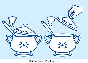 home kitchen pot