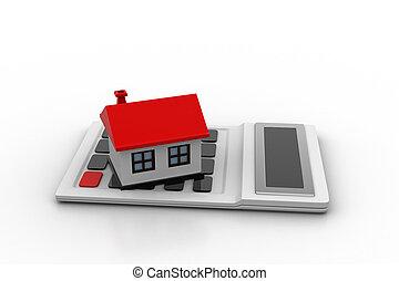 Home loam concept
