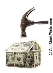Home loan crisis