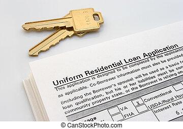 Home Loan - Home loan paperwork