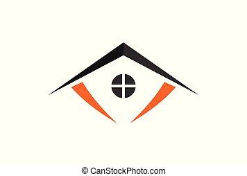 home logo vector dsign