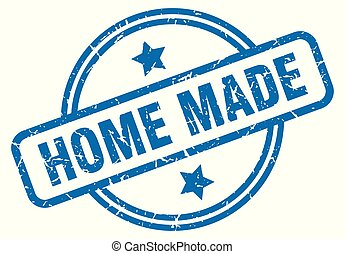 home made grunge stamp