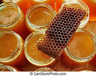home made honey