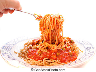Home Made Spaghetti
