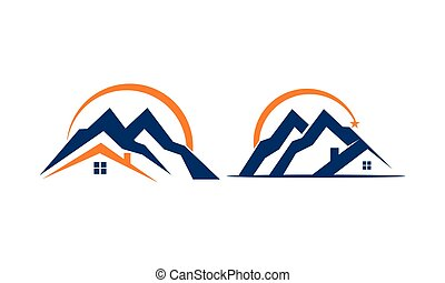 Home Mountain Template Set