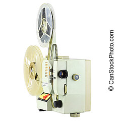 home movie projector