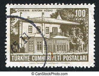 home of Ataturk Cankaya