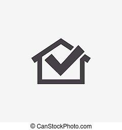 home ok icon