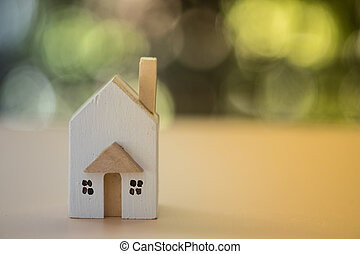 House miniature model
