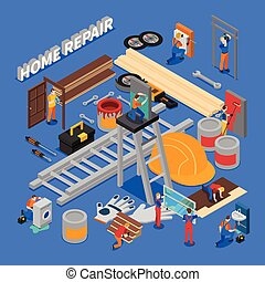 Home Repair Composition