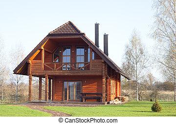 Rural home .