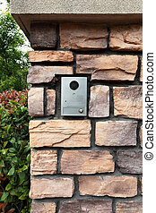 home security doorbell