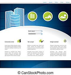 Home selling website design