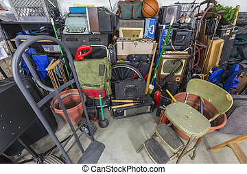Home Storage Mess