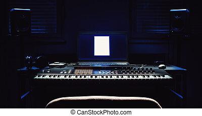 Home Studio Equipment