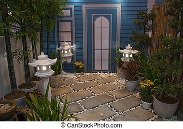 home sweet home - a discern home with nice garden decoration