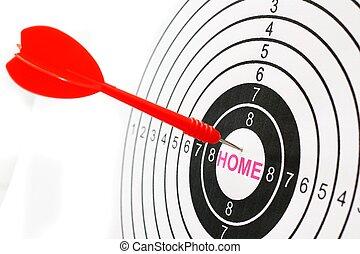 Home target