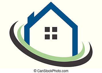 home vector logo design
