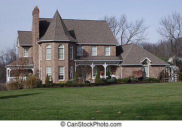 Home Victorian Brick