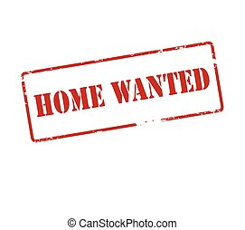 Home wanted