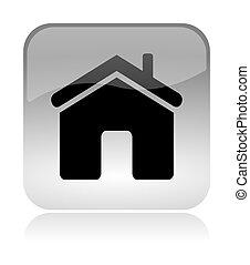 Home web interface icon