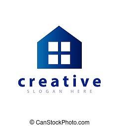 Home Windows logo icon vector