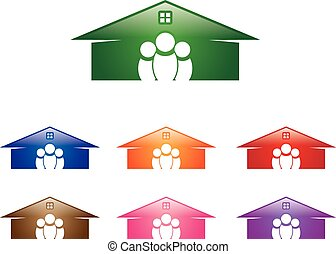 Home Work Team Logo