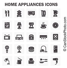 Home_appliance_icons