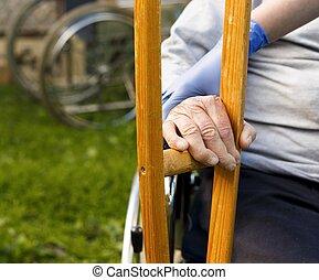 homecare, äldre