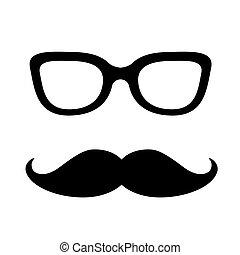 homem, hipster
