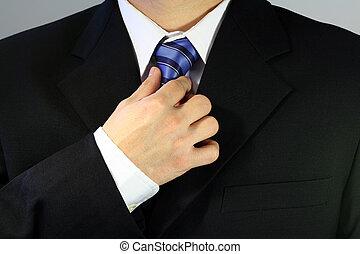 homem negócios