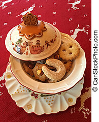 Austrian Christmas cookies - Homemade Austrian Christmas...