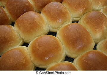 Homemade Buns
