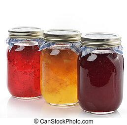 Homemade Marmalade And Jam - Homemade Marmalade And Jam In...