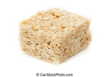 Marshmallow Crispy Rice Treat - Homemade Marshmallow Crispy ...