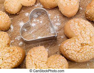 Homemade Valentine's Day Cookies