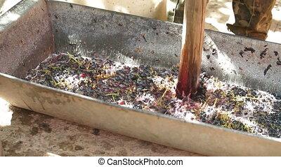 Homemade Winemaking