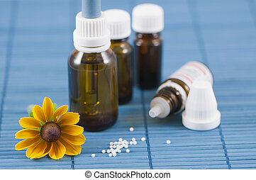 Homeopathy - Bachflowers and other homeopathy medicine