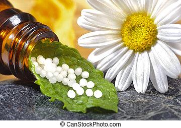 homeopatisk, biljard