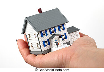 Homeowner - Home Ownership Concept