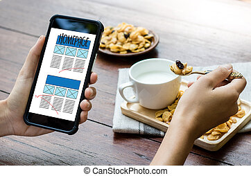 HOMEPAGE Global Address Browser Internet Website Design Software Media WWW  Domain HTML Innovation Technology Homepage
