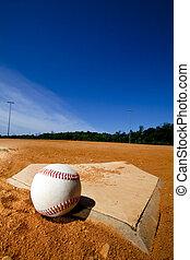 homeplate, beisball
