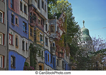 homes of the people in vienna