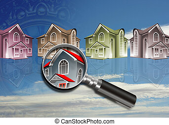Homes. - Home Inspection.